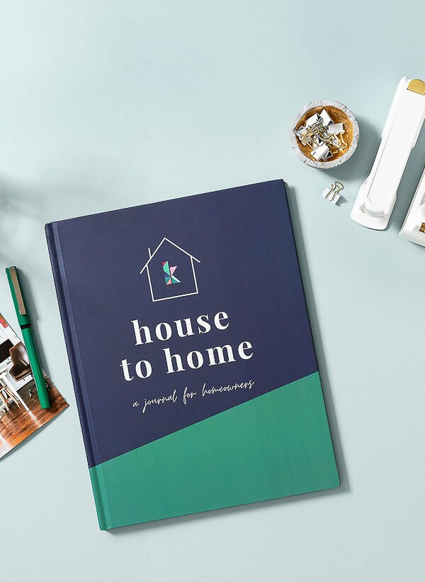 The Journal Every Homeowner Needs