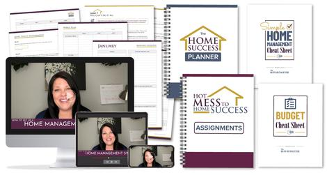 hot mess to home success course