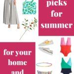 top summer picks