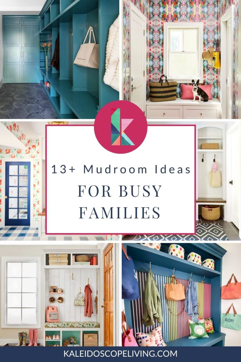 mudroom ideas for busy families